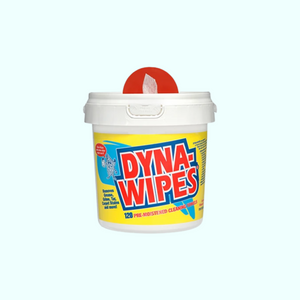 Dyna-Wipes 120 ct Tub - Remove Grease, Tar, Grime, or Stains