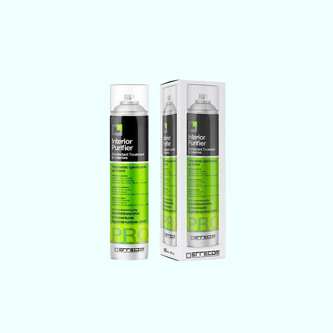 Interior Purifier 600ml Pro-AB1229.U.S1 - Mint Scent - Enough to Purify three vehicles or rooms