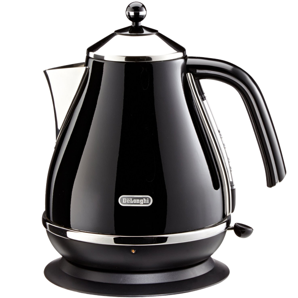 220-240 Volt 50-60 Hz Delonghi KBO2001 1.7 Liter Cordless Jug Kettle, OVERSEAS USE ONLY, WILL NOT WORK IN THE US