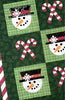 Mr. Snowman--printed pattern