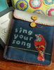 Sing Your Song--printed pattern