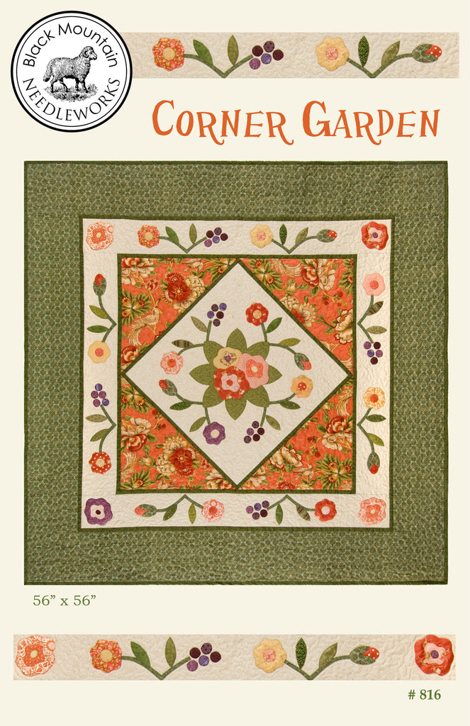 Corner Garden--download PDF pattern