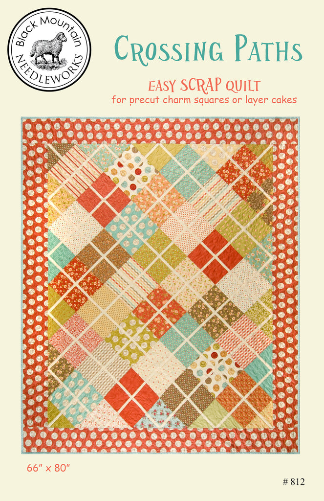 Crossing Paths--download PDF pattern