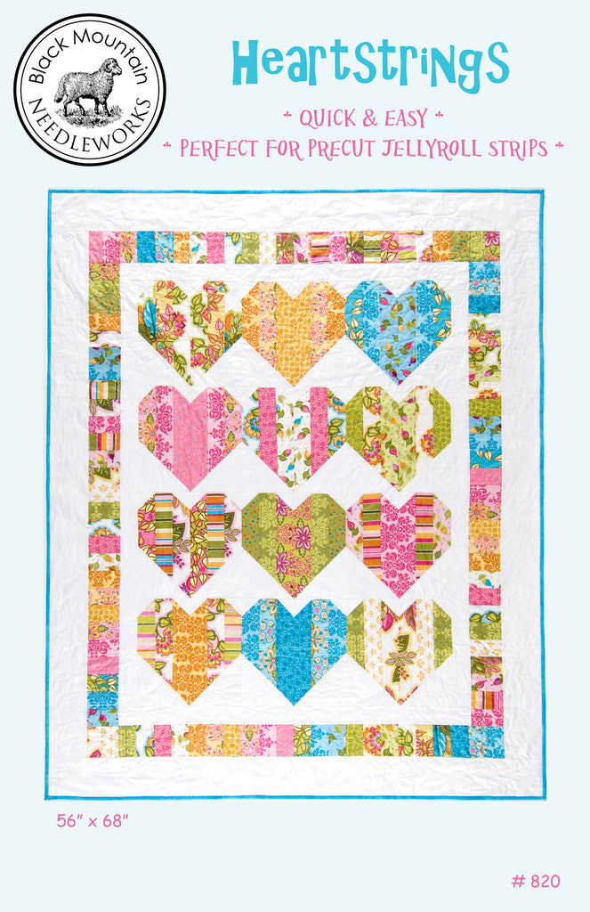 Heartstrings--printed pattern