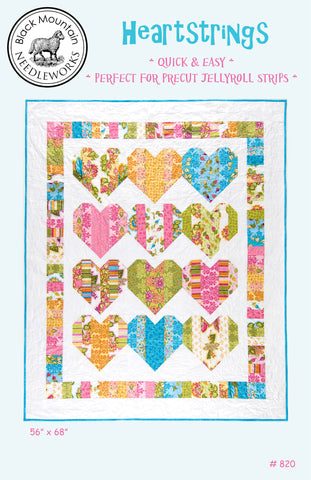 *BESTSELLER* Heartstrings--download PDF pattern