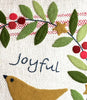 *BESTSELLER* Joyful Pillow Pattern--printed pattern