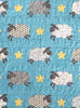 Counting Sheep--printed pattern