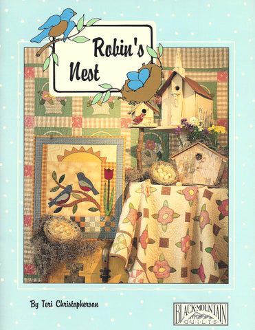 Robin's Nest book