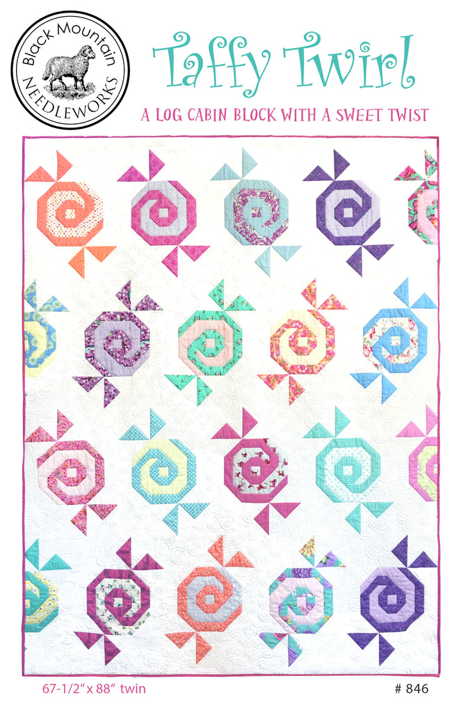 **NEW* Taffy Twirl--printed pattern