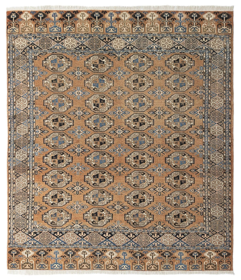 Antique Turkoman Rug