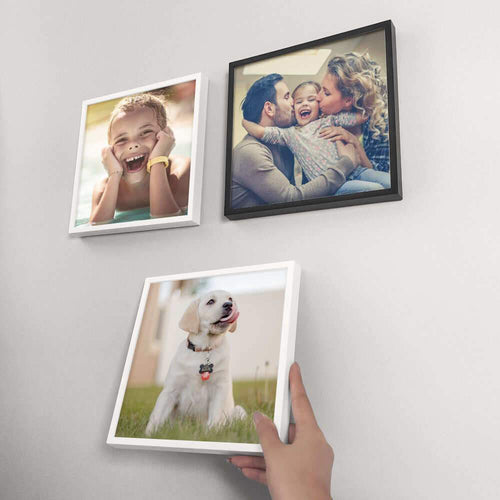 Custom Square Collage Picture Frames Family Gifts  8