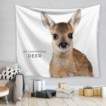 Deer Tapestry, Wall Decor Hanging Tapestry