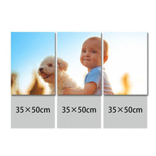 Custom Painting 3pcs Contemporary Wall Art Canvas Prints Home Decoration