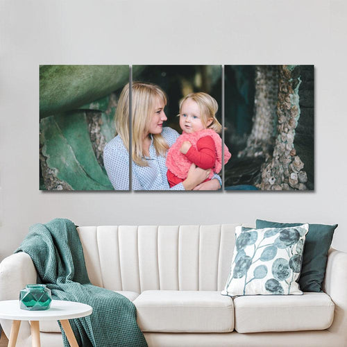 Custom Canvas Prints 3pcs Contemporary Gifts