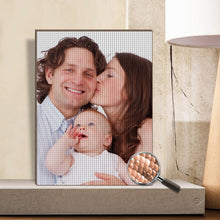 Family Gifts Custom Photo DIY Diamond Painting Stay Fun at Home
