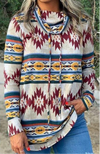 Load image into Gallery viewer, Aztec Pullover