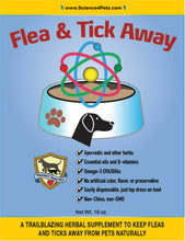 Load image into Gallery viewer, Flea & Tick Away
