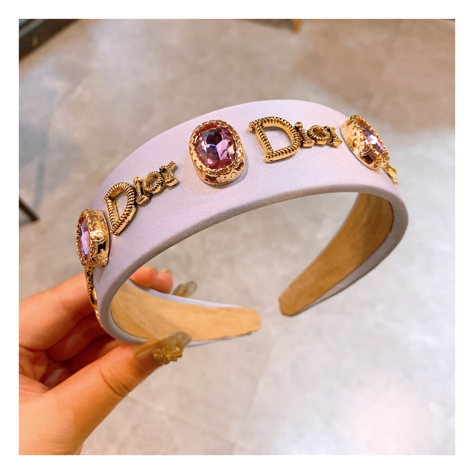 DIOR CRYSTAL HEADBANDS