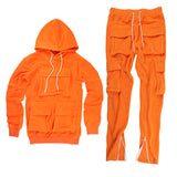 Double Up Cozy Jogger Suit