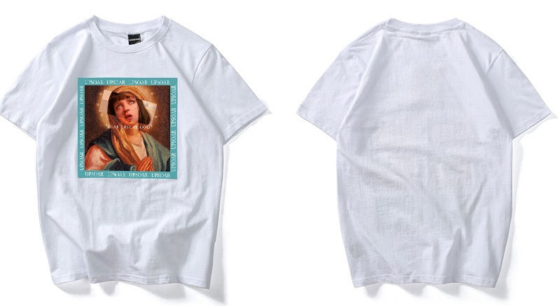 Virgin Mary Chaos Tee