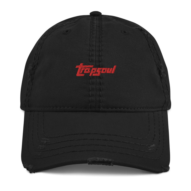 TrapSoul Distressed Dad Hat