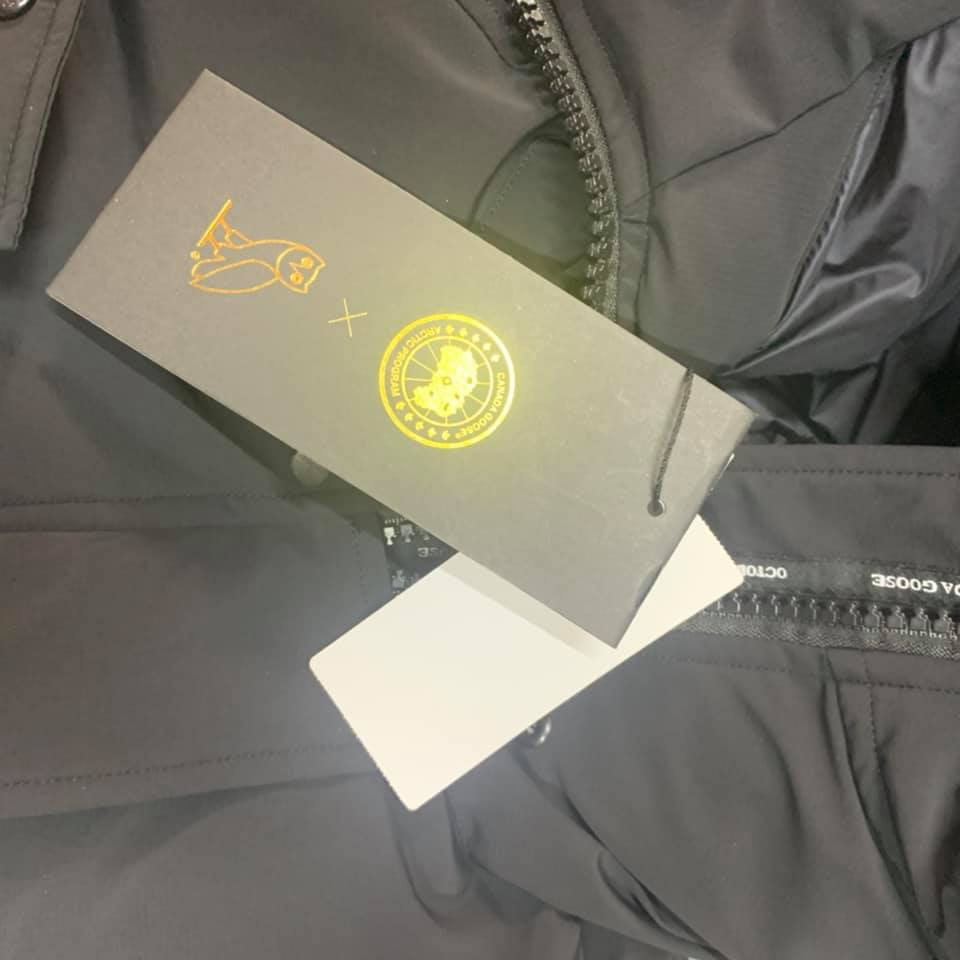 Canada Goose X OVO October's Very Own Chilliwack Parka Jacket