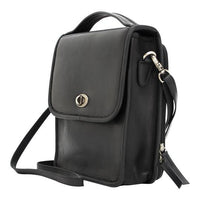 Smith & Wesson Vintage Leather Crossbody Concealed Carry Bag