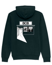 Lade das Bild in den Galerie-Viewer, Hoodie Tobias X Greendoor (back and front)