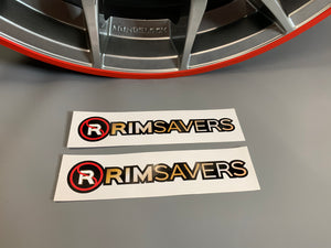 Rimsavers Sticker Pack