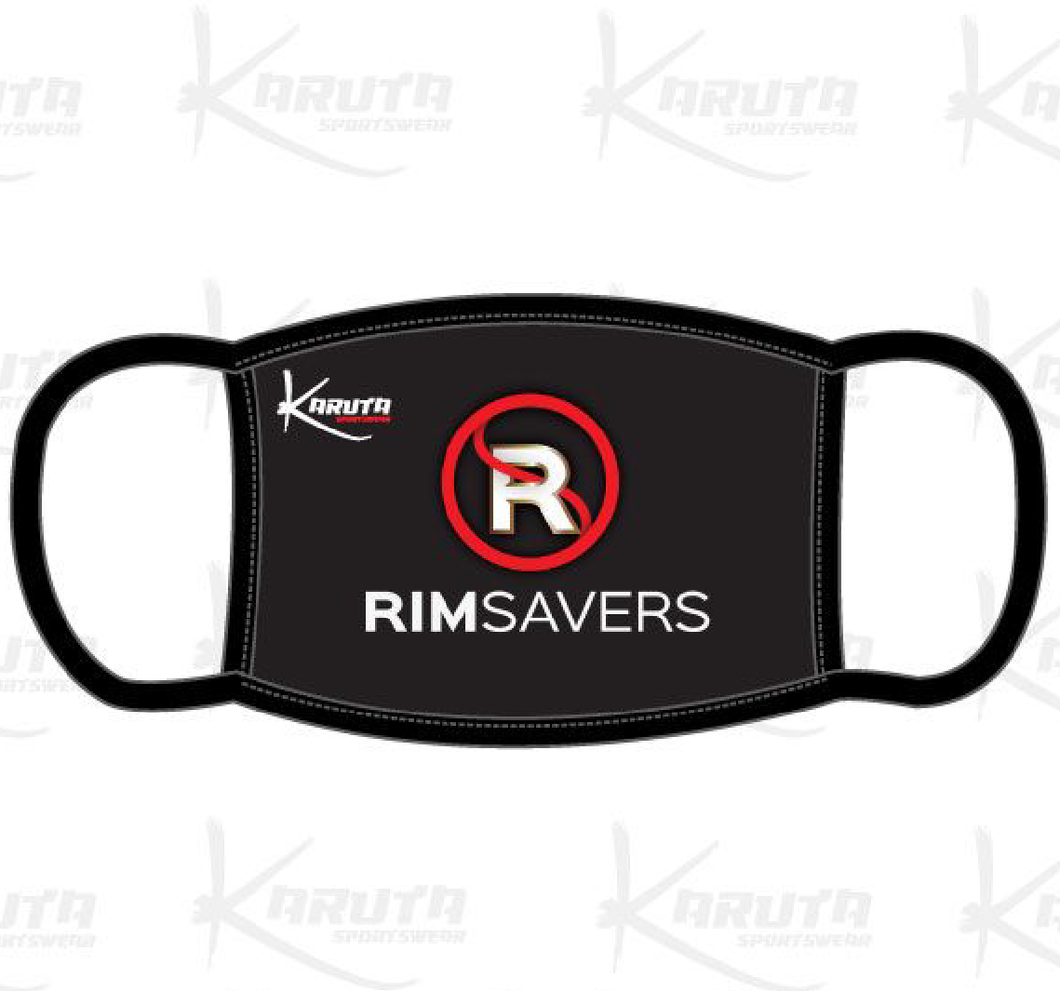 RimSavers Branded Face Mask
