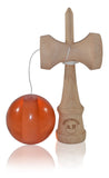 Standard Eclipse Kendama Acrylic - Orange