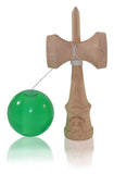 Standard Eclipse Kendama Acrylic - Green