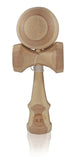 Standard Eclipse Kendama - Bamboo Wood Raw