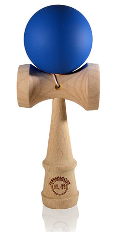Jumbo Eclipse Kendama - Blue Solid Rubber