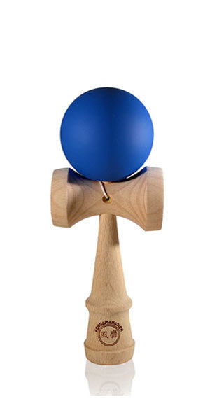 Micro Eclipse Kendama - Blue Solid Rubber
