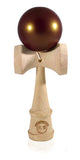 Standard Eclipse Kendama - Purple Golden Metallic