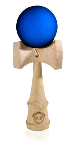 Standard Eclipse Kendama - Solid Silk Matte Dark Blue