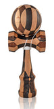 Standard Eclipse Kendama - Puzzle Mix Walnut and Maple