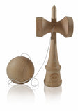 Jumbo Eclipse Kendama - Raw Beech Wood