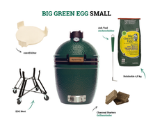 Laden Sie das Bild in den Galerie-Viewer, Big Green Egg - Small
