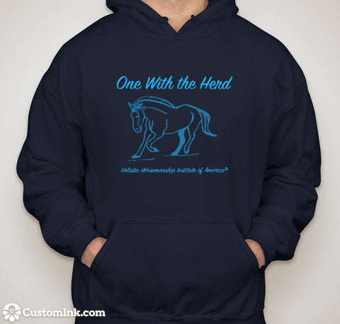 HHIA Hooded Sweatshirt - One With The Herd