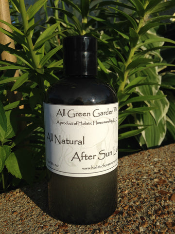All-Natural After Sun Spray