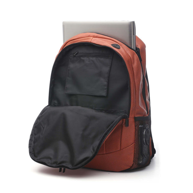 basketball backpack with laptop compartment