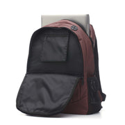 football backpack with laptop pouch