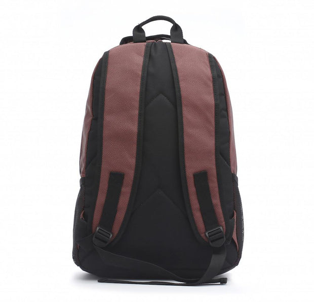 football bag with straps