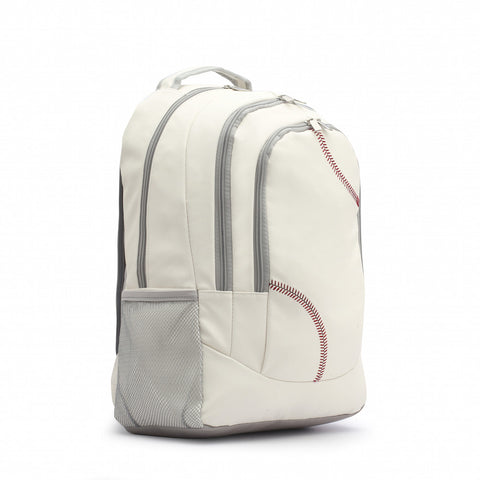 baseball school backpack for boys