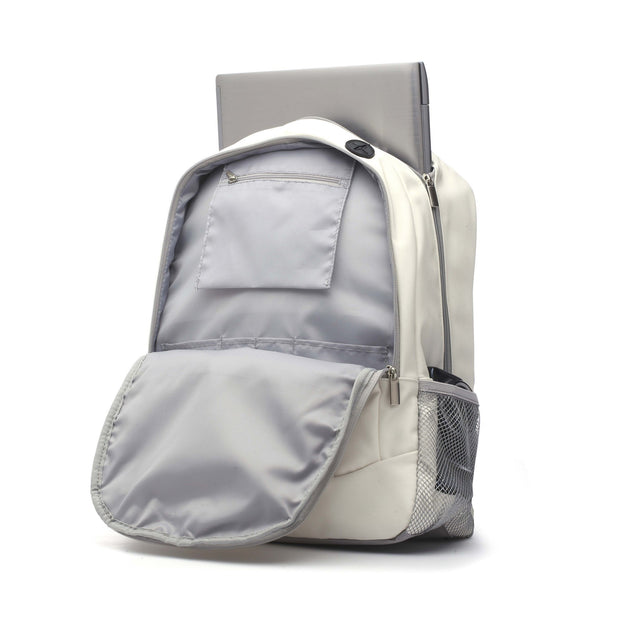 baseball backpack with laptop pouch compartment