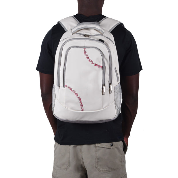 baseball bookbag for school
