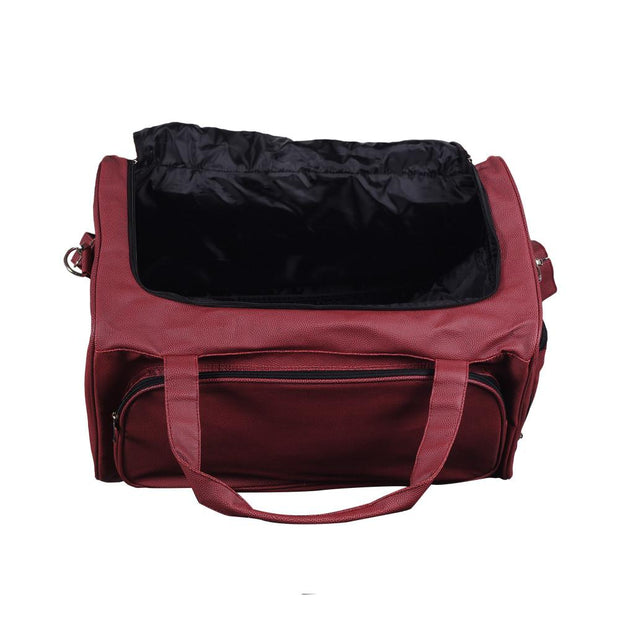 football material duffle bag