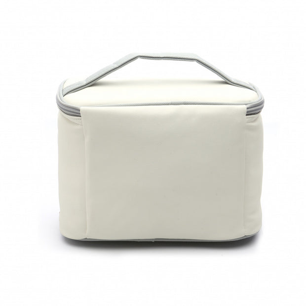 baseball white school travel bag